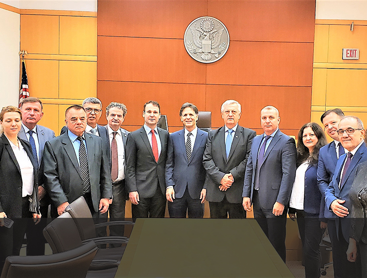 RABC Hosts Official Romanian Delegation